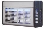 Forum 300 Inox 2x15W IP54 - netříštivé