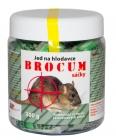 Brocum sáčky 300 g - jed na myši a potkany