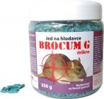 Brocum G mikro 350 g - jed na myši a potkany