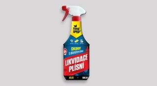 Fungispray s bělícím účinkem 500 ml