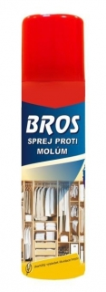 Bros - sprej proti šatním molům s vůní levandule 150 ml