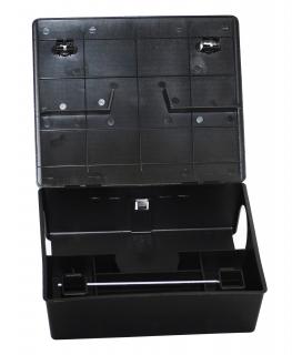 Deratizační stanička Compact černá
