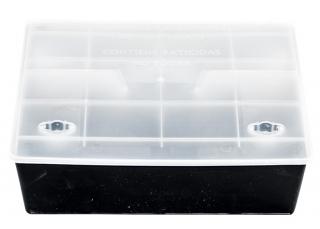 Compact - transparentní víko