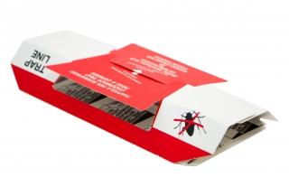 TRAP LINE - lepová past s atraktantem na švábovitý hmyz