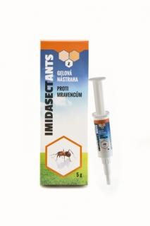 IMIDASECT ANTS Gelová nástraha proti mravencům 5 g