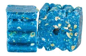 KILRAT Plus požerová nástraha ve formě extrudované kostky 25 g 10 kg