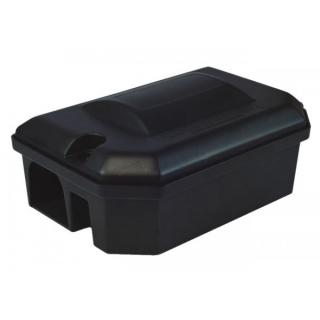 Deratizační stanička Rotech® Bullet na potkany černá