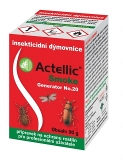 Actellic Smoke Generator 2.0