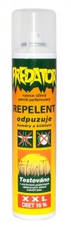 Repelent PREDATOR  XXL DEET 16% 300 ml