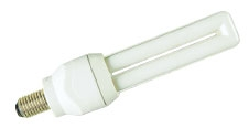 Lampa Actinic 20W E14 - netříštivá