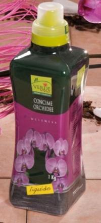 Orchideje - kapalné hnojivo