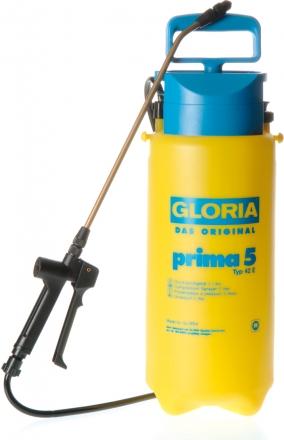 Tlakový postřikovač GLORIA typ PRIMA 5, objem 5 l