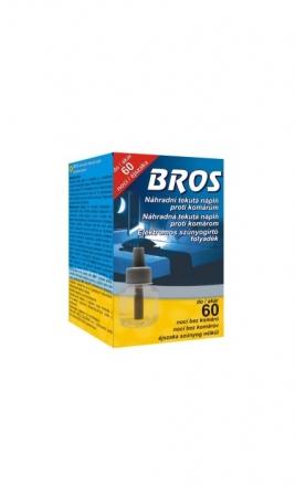 Bros - tekutá náplň do elektrického odpařovače na 60 nocí