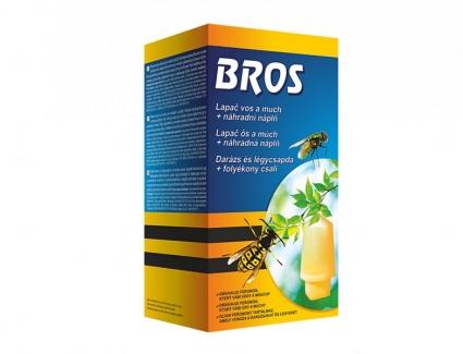 BROS - lapač vos + náhradní náplň 200 ml