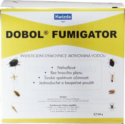 Dýmovnice Dobol Fumigator 100 g