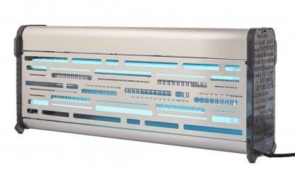 CAPTURE 400 Inox 2x18W - netříštivé