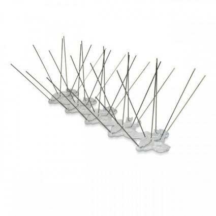 Hroty Defender 12 z nerezové oceli