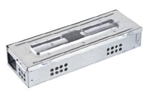Deratizační stanička živolovka kovová - malá