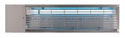 AGR 36 Inox Mural 1x36W IP 54 - netříštivé