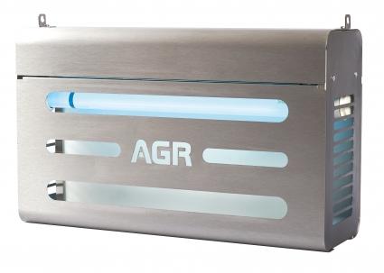 AGR 80 Inox 2x36W IP 54 - netříštivé